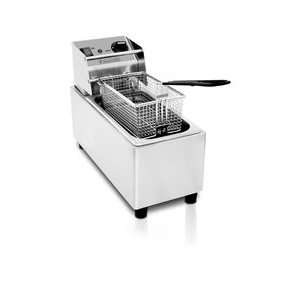 Eurodib SFE01860 120 Single 8 Liter Commercial Deep Fry