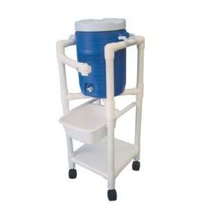 Hydration Cart with 5 Gallon Water Cooler
