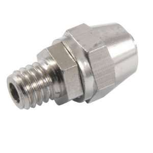 4mm x 6mm Pneumatic Air Tube Quick Coupler Connector