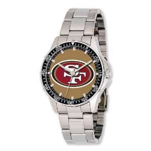 Mens NFL San Francisco 49ers Coach Watch Jewelry