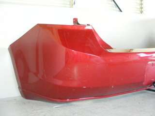 FORD FOCUS S SE SEL REAR BUMPER COVER 08 11