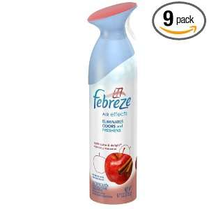 Febreze Air Effects Apple Spice and Delight Odor Eliminating Air