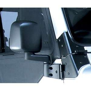 2003 2006 Jeep Wrangler & Unlimited Black Right Side Side