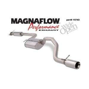 MagnaFlow Cat Back Exhaust System, for the 2003 Ford Focus