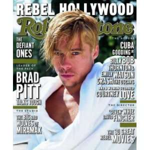 of Brad Pitt / Rolling Stone Magazine Vol. 757, April 3, 1997, Movie
