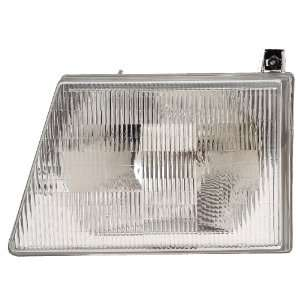 Ford ECONOLINE VAN Headlight Assembly (COMPOSItE tYPE