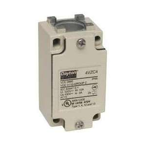 Dayton 4VZC4 Limit Switch Body, For Use w/4VZC1