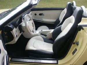 Chrysler Crossfire   Leather Interior Upgrade Kit/Cover