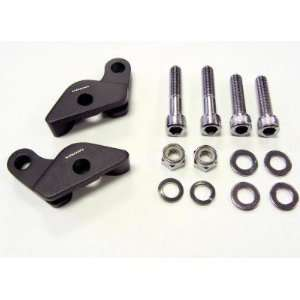 HARLEY DAVIDSON VRSC VROD V ROD BLACK REAR LOWERING KIT 1