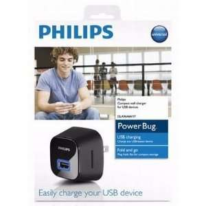 Philips Universal Power Bug USB Charger (2 Pack) Health