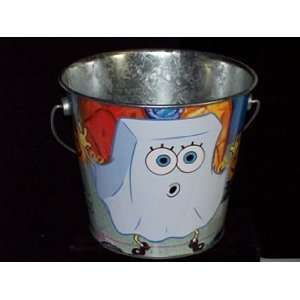 Spongebob Squarepants Ghost Mini Bucket ** Sports