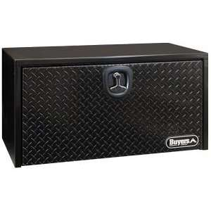 Buyers 24 In. Underbody Truck Box w/Tread Door Automotive