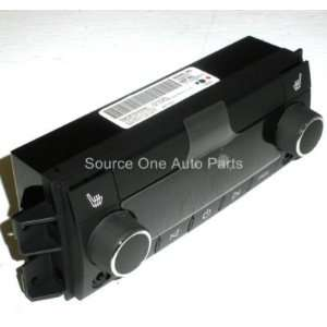 2008 09 GENUINE HUMMER H2 RADIO TEMPERATURE CONTROL UNIT