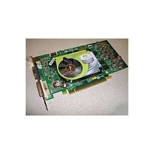 Dell nVidia GeForce 6800 PCI e x16 256MB DVI VGA Svideo Electronics