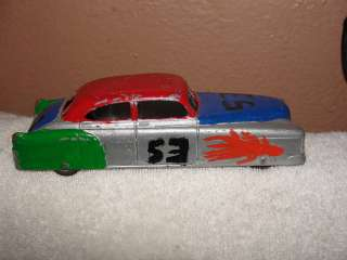 TOOTSIE TOY,OLD METAL,GM. CADILLAC VTG RARE CAR,