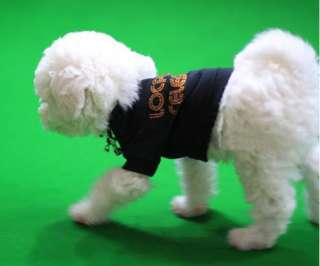 New Small dog clothes Pet apparel,Dress Puppy Shirt