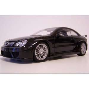 Mercedes Benz CLK DTM Street Version Coupe in Black in 1