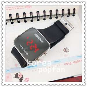 BIGBANG big bang with VIP G DRAGON KPOP LED WATCH NEW