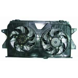Depo 334 55019 000 Dual Fan Assembly Automotive