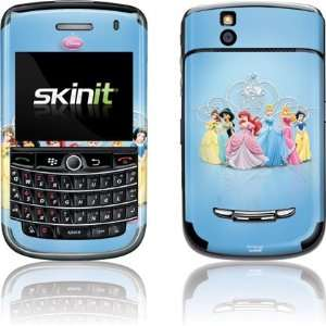 Disney Princess Crown skin for BlackBerry Tour 9630 (with