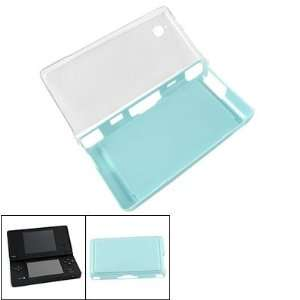 Como Embedded Baby Blue Drawer Plastic Case for Nintendo NDSi