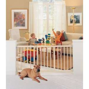 North States Wide Stairway Swing Gate    Pet
