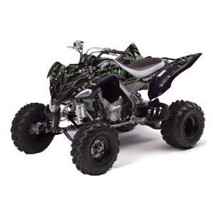 Silver Star AMR Racing Yamaha Raptor 700 ATV Quad Graphic
