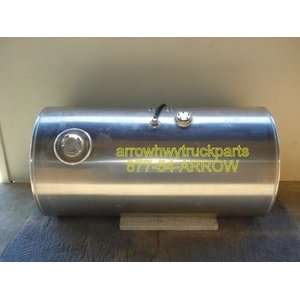 Peterbilt Aluminum Fuel Tank 110 gallon, 26? diameter, 51