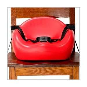 Keekaroo Cafe Booster Seat in Cherry Baby