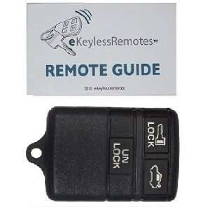 1992 1995 Oldsmobile Eighty Eight Keyless Entry Remote Fob