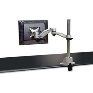 Desk Mount Flat Panel Monitor Arm with Dual Extension