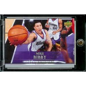 2007 08 Upper Deck First Edition # 180 Mike Bibby   NBA