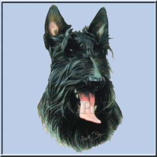 RJM Scottish Terrier Dog Breed Shirt S 2X,3X,4X,5X