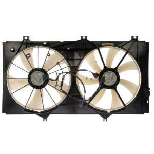 Dorman 621 237 Dual Fan Assembly for Lexus/Toyota