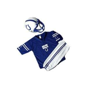 Indianapolis Colts Youth NFL Team Helmet and Uniform Set Sports