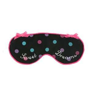 Bombay Duck Sweet Dreams Embroidered Lavender Eye Mask