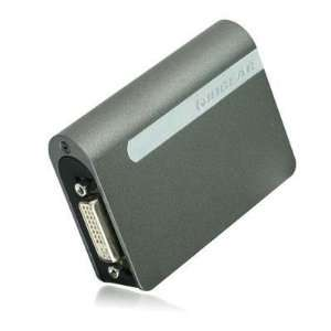 Quality USB 2.0 External DVI adapter By IOGear Electronics