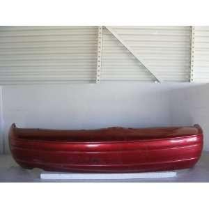 Ford Focus 2Dr Hatchback Rear Bumper Except Svt 00 07