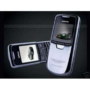Nokia 8800 Unlocked GSM Triband Phone (Black) Cell Phones
