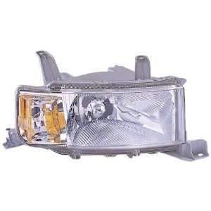 Scion XB Replacement Headlight Assembly   Passenger Side