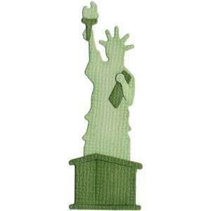 QuicKutz Statue of Liberty Shape Die Cut Arts, Crafts