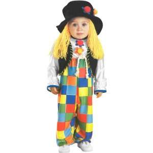 Kids Toddler Patches The Clown Halloween Costume Toys