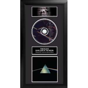 Pink Floyd Dark Side of the Moon CD Presentation Film Cell