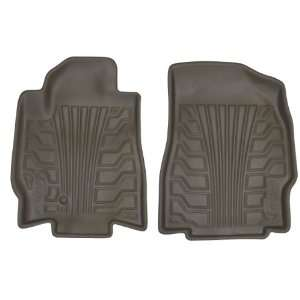 It Tan Vinyl Front Seat Floor Mat for Select Ford Models   2 Piece
