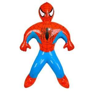 Cool Large Spiderman Inflate [Blow up Over 3 Feet] Toys & Games