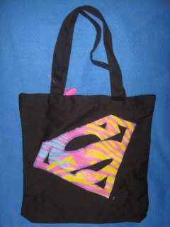 DC Comic Original Tote Bags Many Styles Super Heros NWT