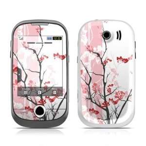Pink Tranquility Design Protective Skin Decal Sticker for
