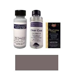 Oz. Gunmetal Gray Metallic Paint Bottle Kit for 1987 Alfa Romeo All