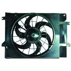 Depo 331 55002 000 Dual Fan Assembly Automotive