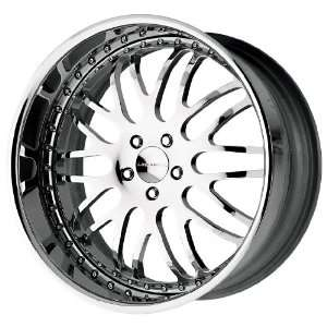 Liquid Metal Mesh Series Chrome Wheel (22x8.5/5x112mm)